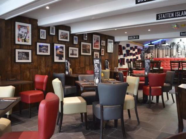 Riverside Bar Kitchen Ely